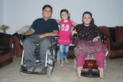 Three kids of same family with muscular dystrophy need help
