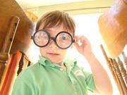 Evan with Glasses