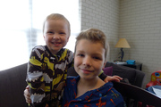 Liam & Miles