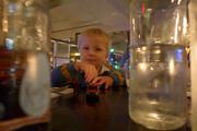 Liam at Bailey's Range