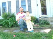 Evan and Dad