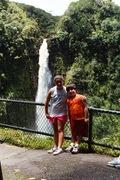Hawaii   (Jurassic park falls)