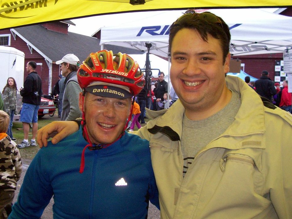 Chris Horner And Me