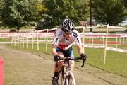 Katie Compton racing USGP Madison