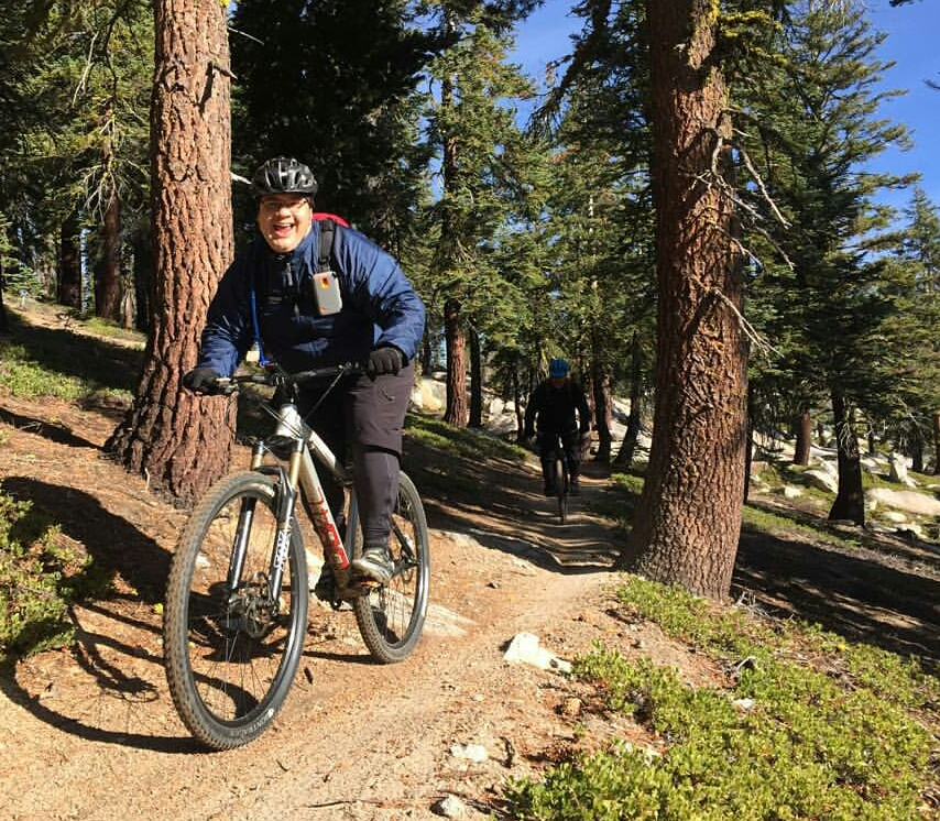 Reno to Tahoe MTB Ride