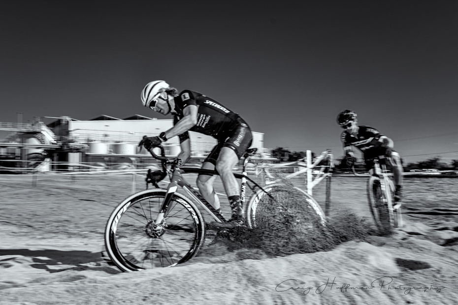 2017 Sacramento Cyclocross Race 2 at Lange Twins Winery