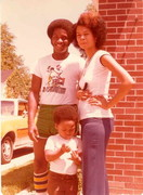 DONNIE SIMPSON AND FAMILY