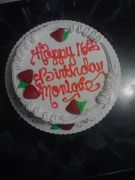 Happy 16th Birthday My Angel Monique July14th,2013