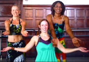 Silimbo West African Dance Company