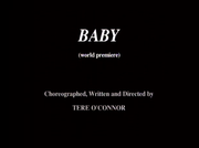 """Video Still from """"Baby"""" by Tere O'Connor"""