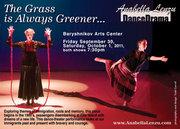 The Grass is Always Greener… by ANABELLA LENZU/DANCEDRAMA