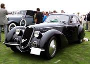 PB 1937 Alfa Romeo 8C 2900B Berlinetta