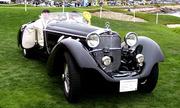 PB 1930 Mercedes Benz SS Roadster