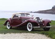 PB 1937 Mercedes-Benz 540 K Special Roadster