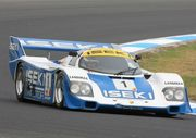 Vintage Porsche racing