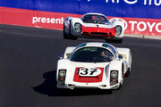 Porsche at Corkscrew