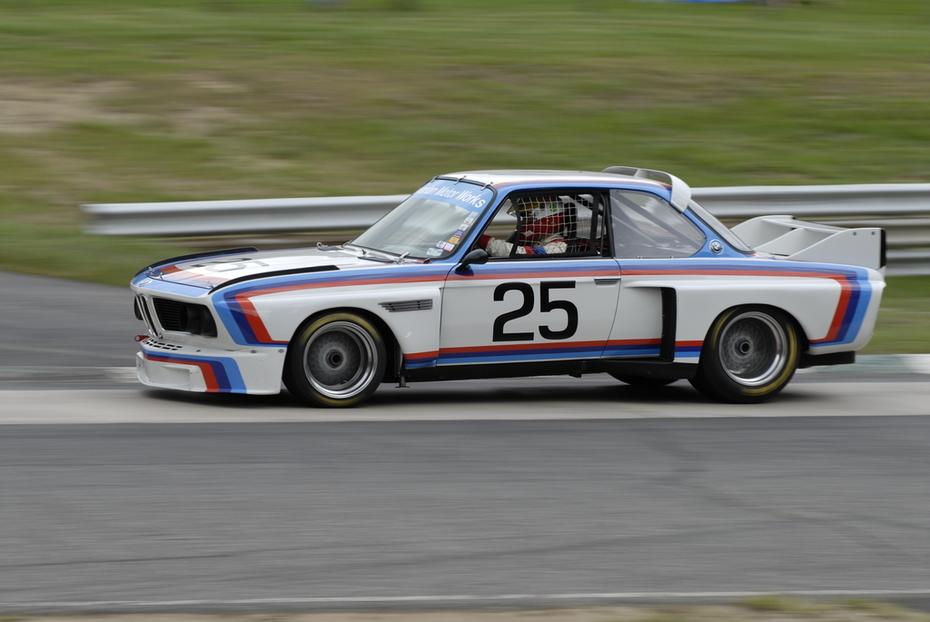 Vintage BMWs