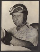Fangio Signed pic