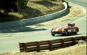 Corvette's at Laguna Seca