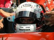 Alex Tagliani 2009 Long Beach Gran Prix