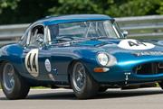 1963 Jaguar E Type FIA 3.8 racecar