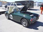 HMSA Vintage day at Laguna Seca Raceway.