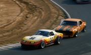 Corvette's at Riverside International Raceway