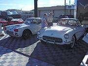 The Corvettes of the Monterey Motorsports Reunion 2013