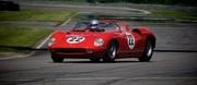 Ferrari entering Big Bend