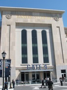 New Yankee Stadium, Workout Day 2009