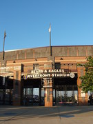 Bears & Eagles Riverfront Stadium: LI Ducks @ Newark Bears, July 8, 2010