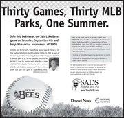 SADS Awareness Event