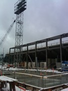 Cheney Stadium -- Remodel