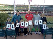 Gratitude at Chase Field - June 29