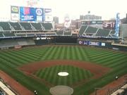 Ballpark #42- Target Field; Minneapolis, MN