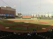 Chickasaw Bricktown Ballpark; Oklahoma City, OK