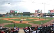 Louisville Slugger Field; Louisville, KY
