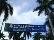2013 WBC Qualifier in Jupiter, FL