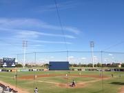 Cactus League-Peoria Sports Complex; Peoria, AZ