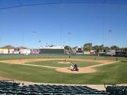 Cactus League-Phoenix Municipall Stadium; Phoenix, AZ