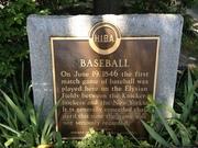 Elysian Fields; Hoboken, NJ