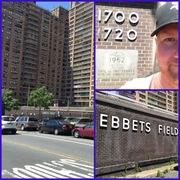 Ebbets Field; Brooklyn, NY (retired)