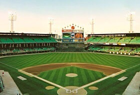 Comiskey Park; Chicago, IL (retired)
