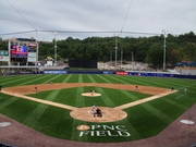 PNC Field; Moosic, PA