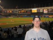 Myself in Yankee Stadium