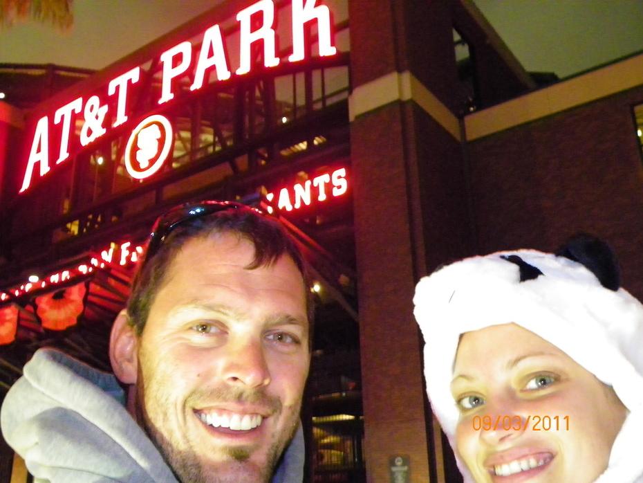 AT & T Park