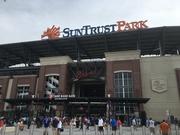 Sun Trust Park - Braves
