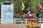Horse Show Jumper