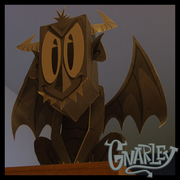 Gnarley the Gargoyle