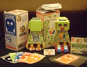 ROBOX grab 1st @ Philippine Toy Convention 2009
